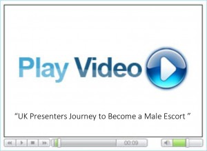 Male Escorts Brisbane Features a UK TV Presenters Journey to Become a Male Escort Video